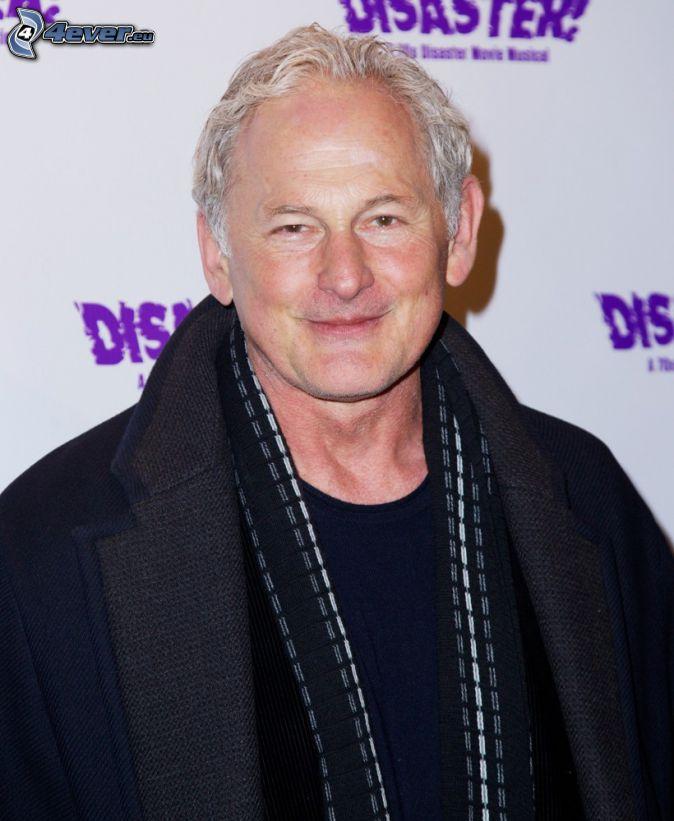 Victor Garber, kabát