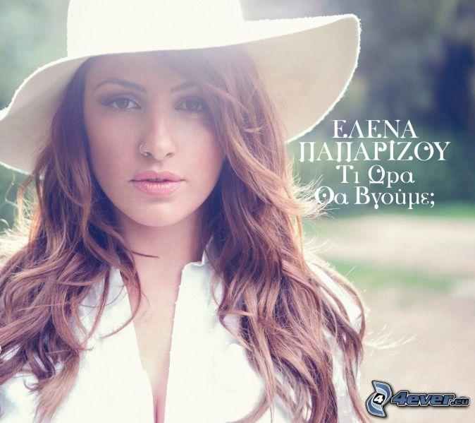 Helena Paparizou, klobúk