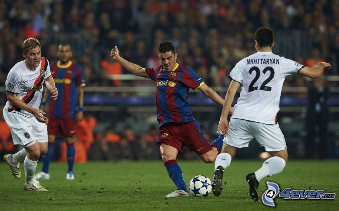 Fc barcelona vs. real madrid , futbal