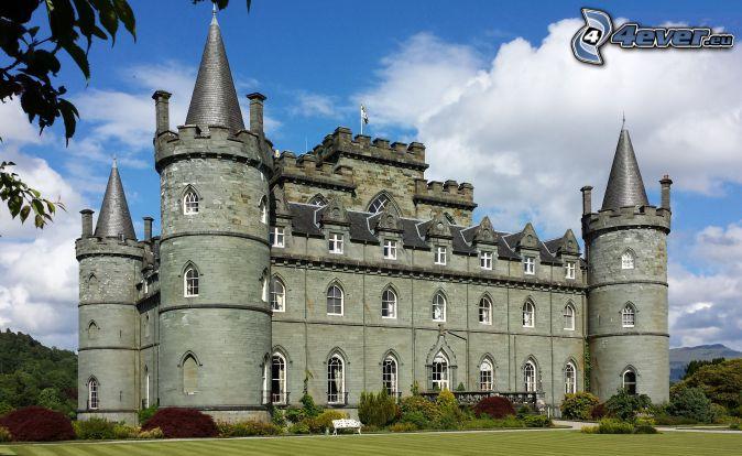 hrad Inveraray