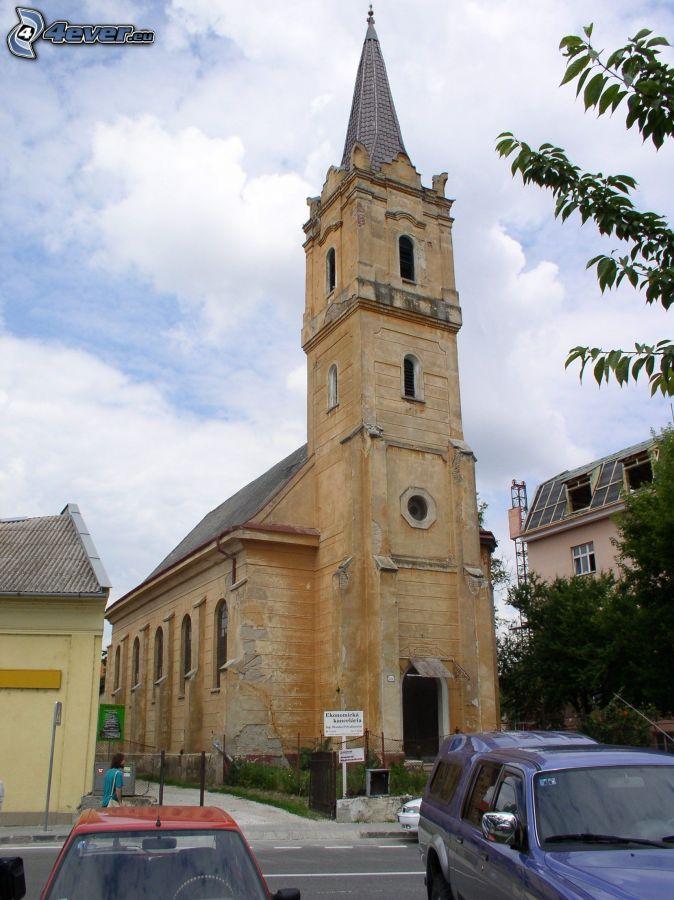kostol, Nitra