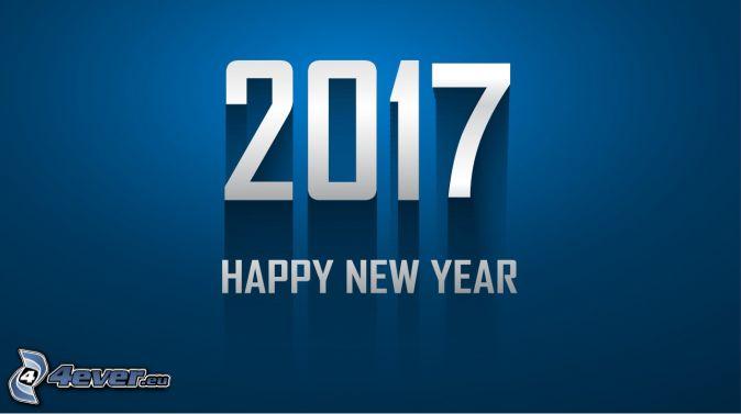 2017, šťastný nový rok, happy new year