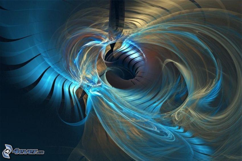 abstraktný tunel