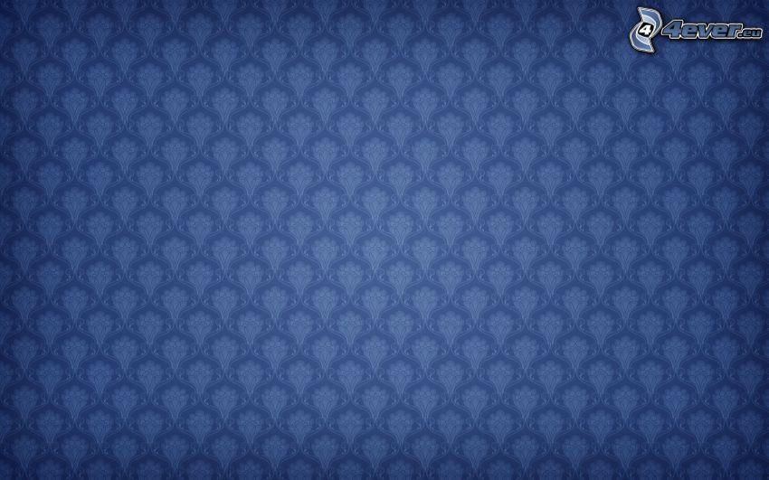 modré pozadie