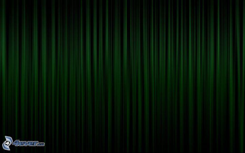 zelené pásy
