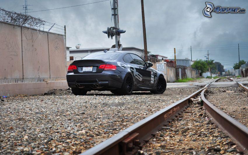 BMW, koľajnice