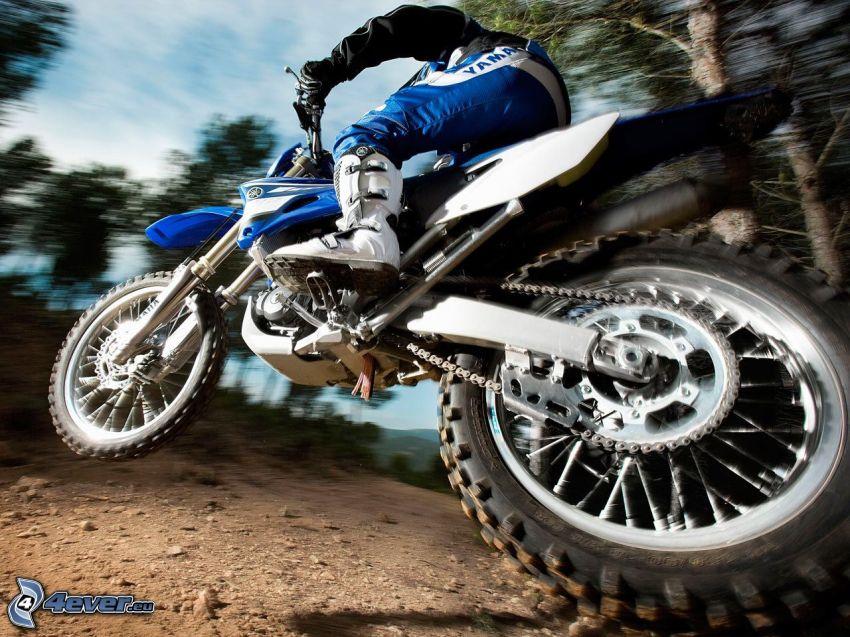motocross, Yamaha WR125