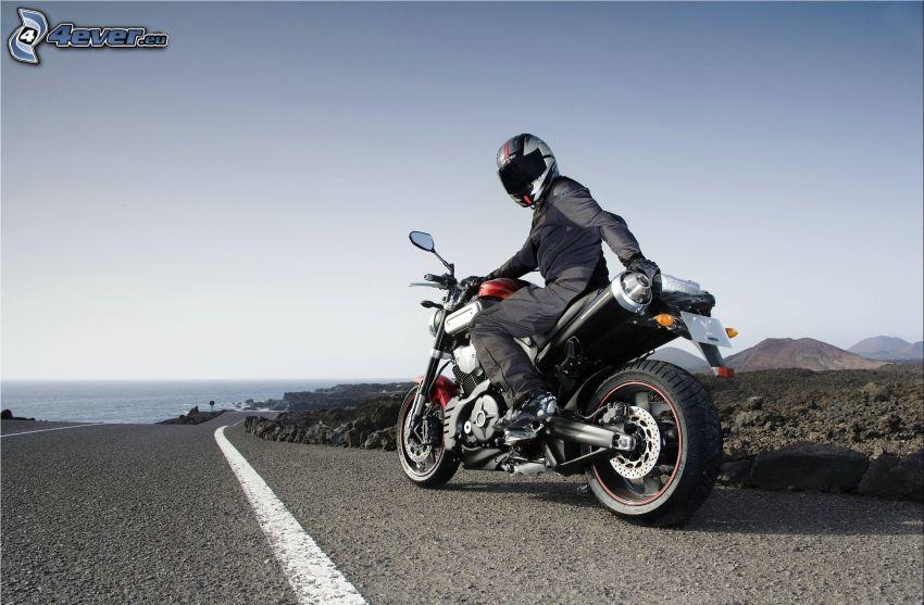 Yamaha, motorkár, cesta