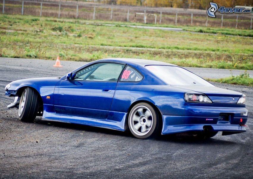 Nissan Silvia, drift