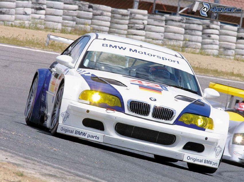 BMW M3, auto, preteky, DTM