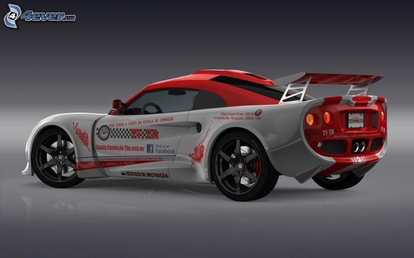 Lotus, pretekárske auto