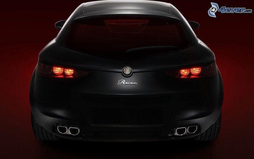 Alfa Romeo, zadné svetlo