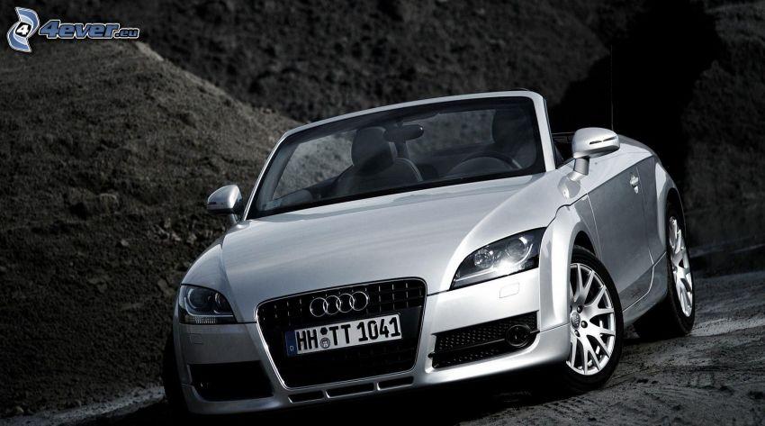 Audi, kabriolet
