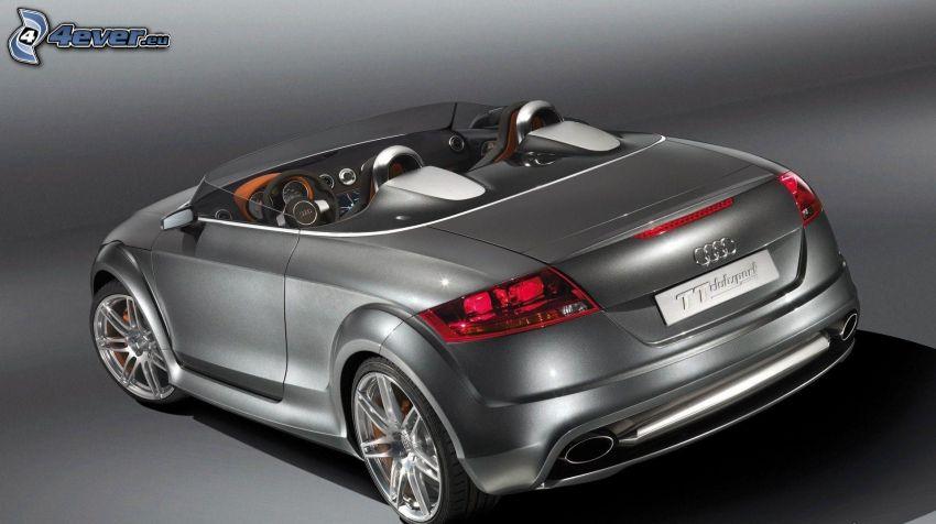 Audi TT, kabriolet