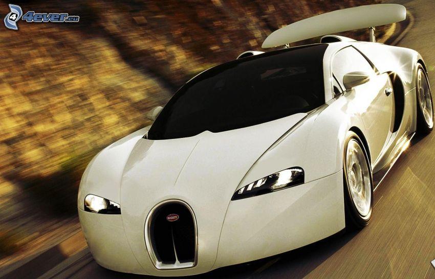 Bugatti, rýchlosť