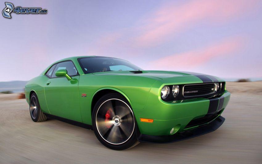 Dodge Challenger, rýchlosť