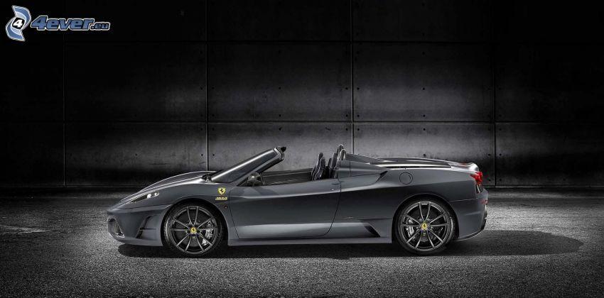 Ferrari F430 Scuderia, kabriolet