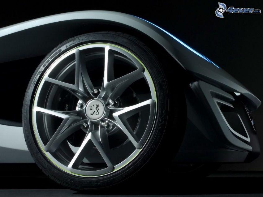 koleso, Peugeot