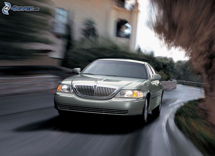 Lincoln, rýchlosť