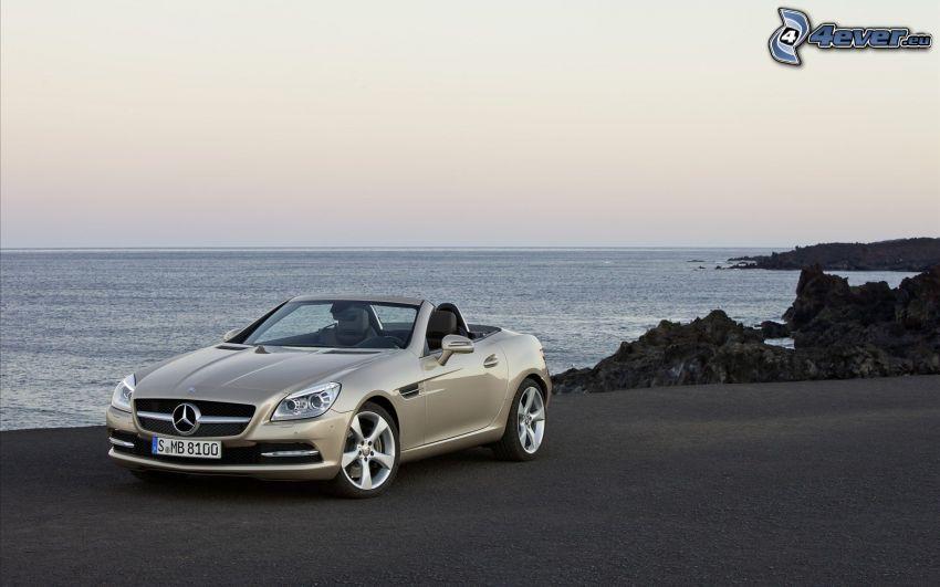 Mercedes-Benz SLK, kabriolet, more