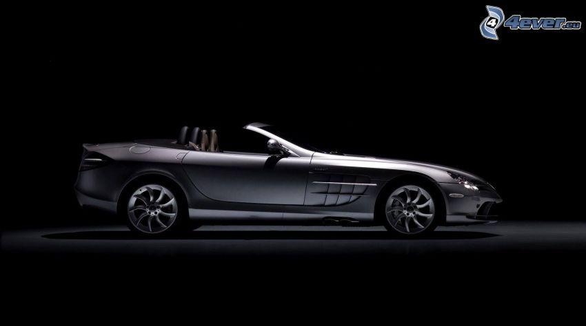 Mercedes-Benz SLR McLaren, kabriolet