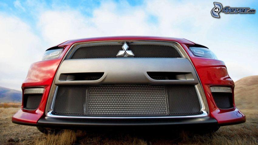 Mitsubishi, predná maska