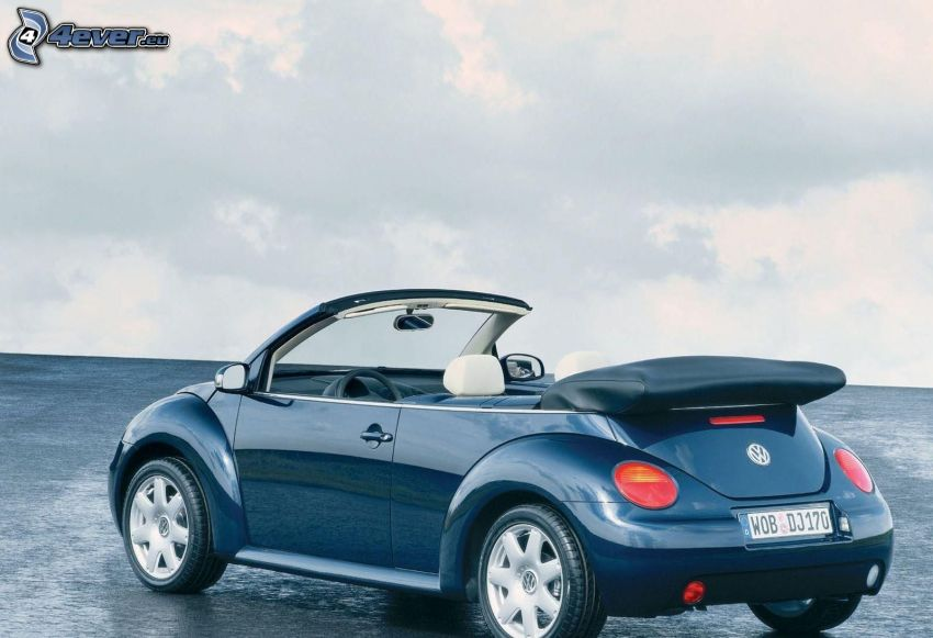 Volkswagen Beetle, kabriolet