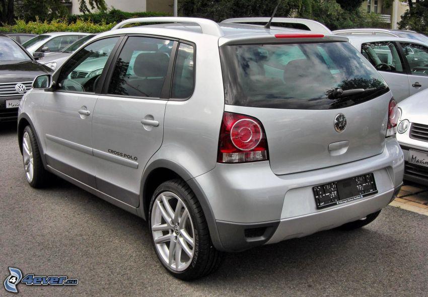 Volkswagen Cross Polo, parkovisko
