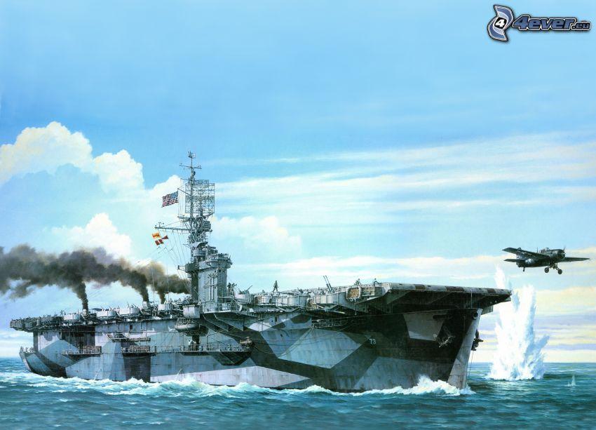 lietadlová loď