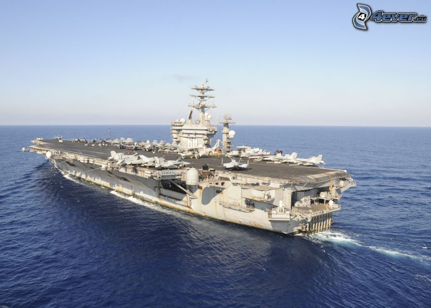 USS Nimitz, lietadlová loď