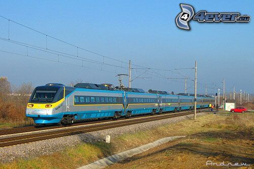 Pendolino, vlak