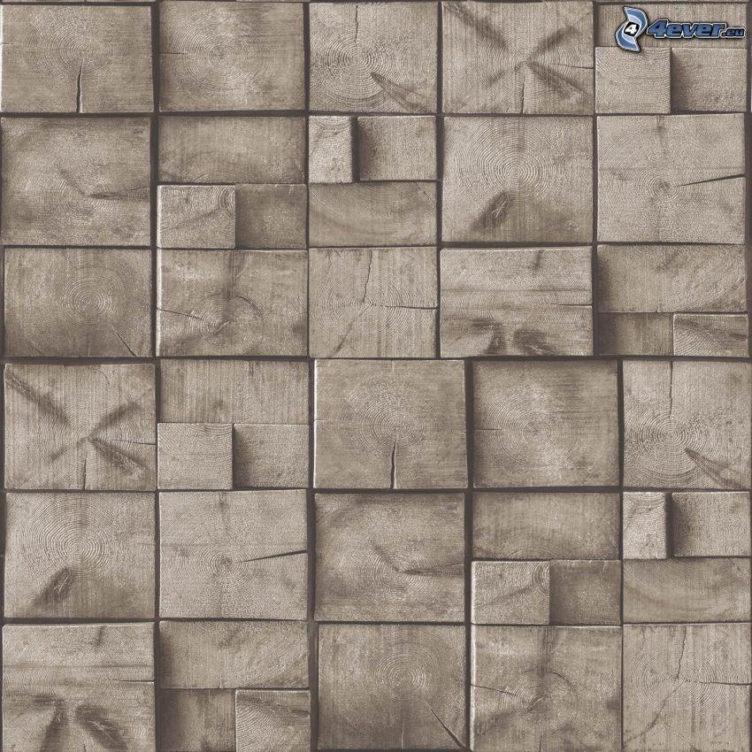 drevené kocky