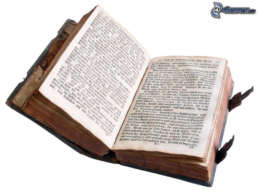 stará kniha