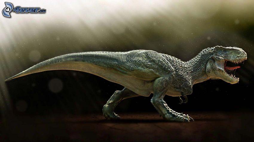 Tyranosaurus, dinosaurus