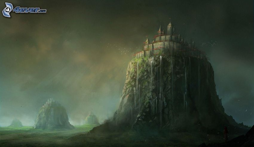 fantasy hrad