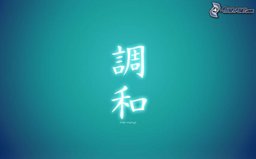 čínske znaky
