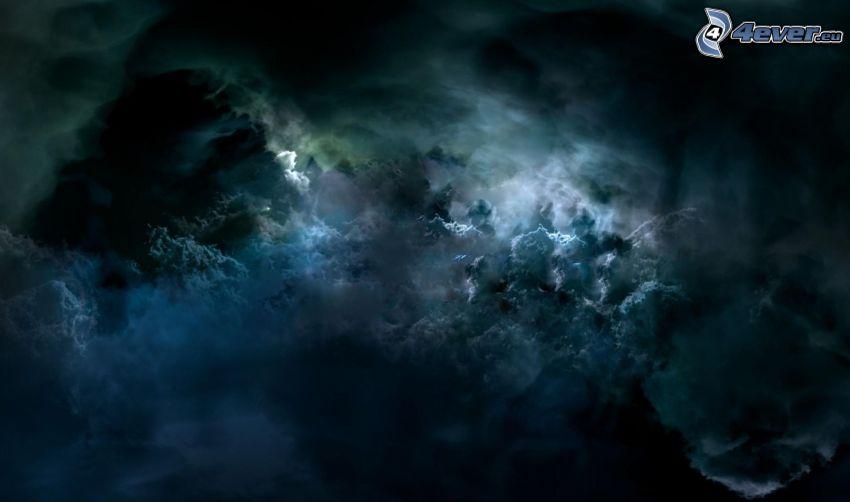 búrkové mraky