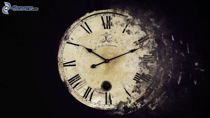 historické hodinky