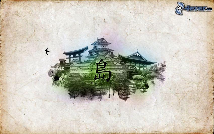 japonský dom