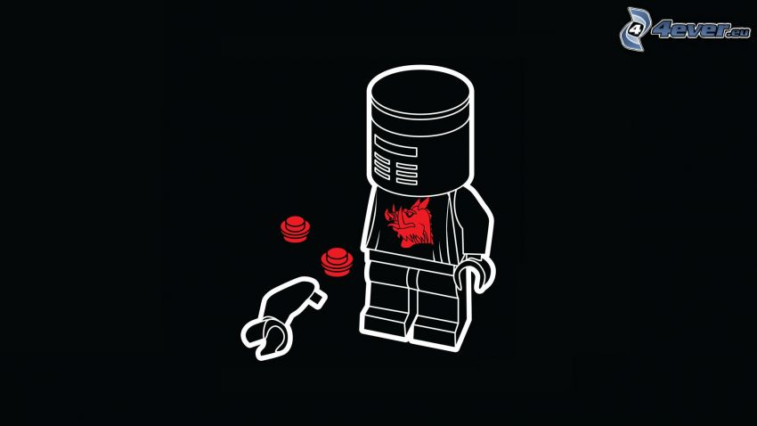 panáčik, Lego