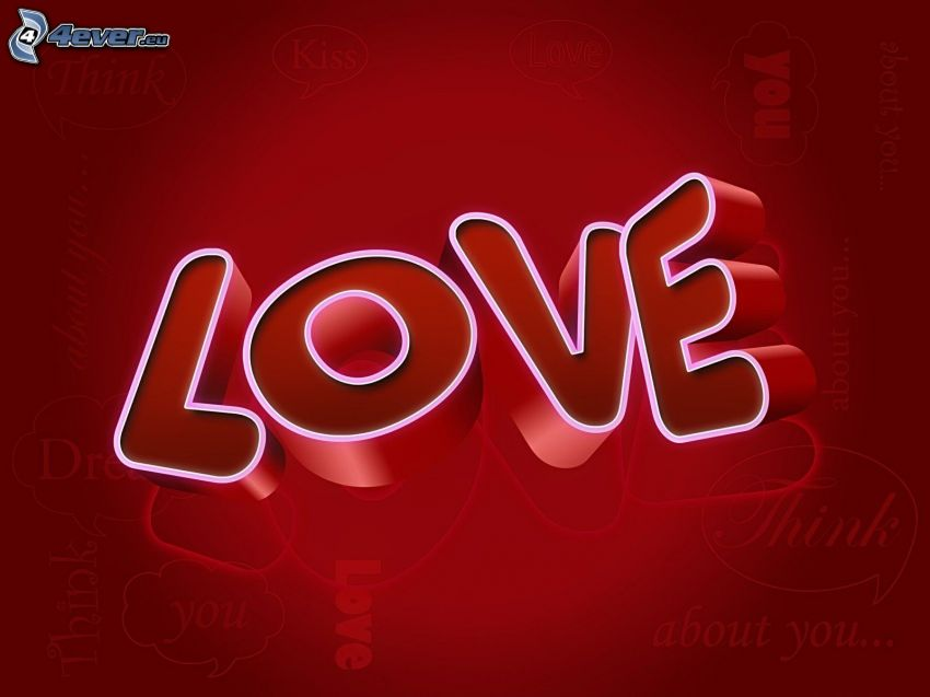 love, láska