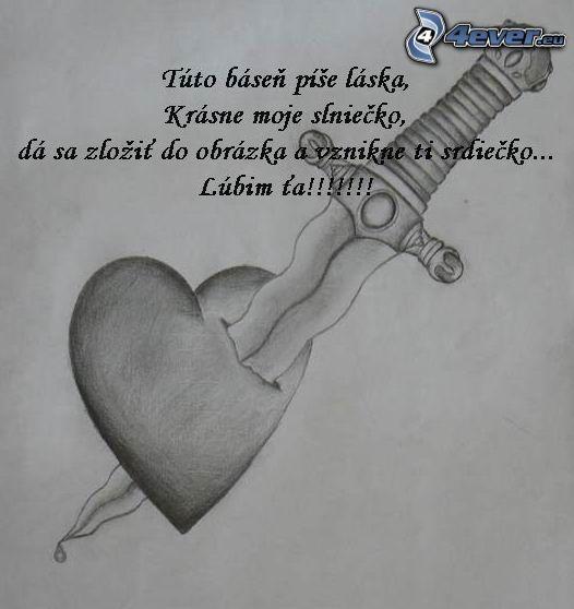 Prepichnute Srdce