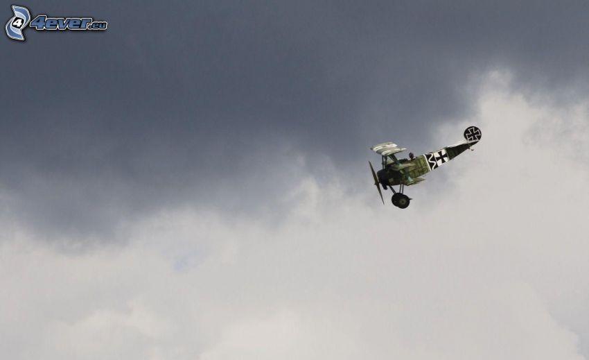 malé športové lietadlo