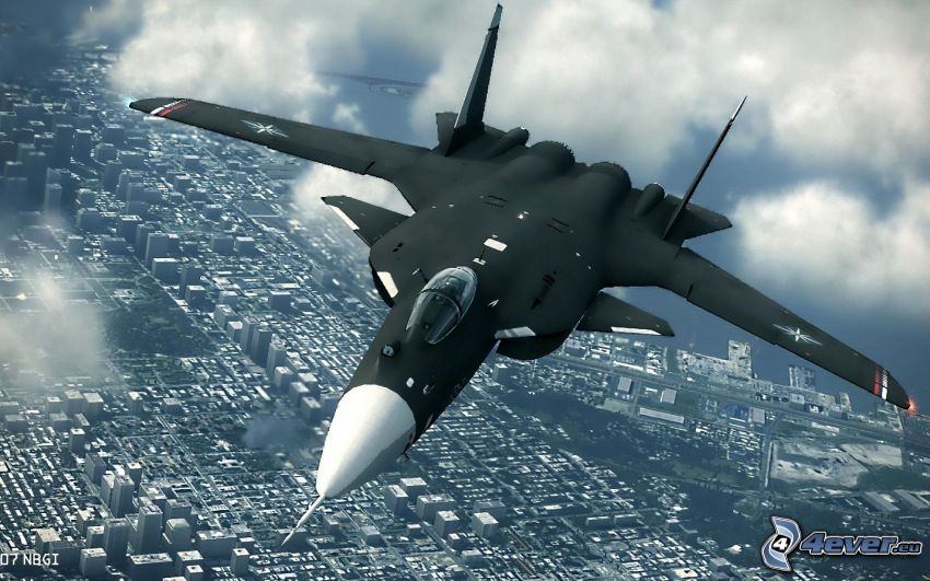 Sukhoi Su-47, veľkomesto