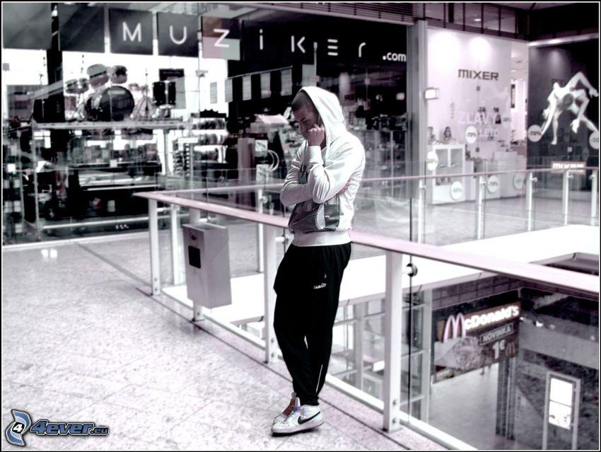 chalan, nákupné centrum, Muziker