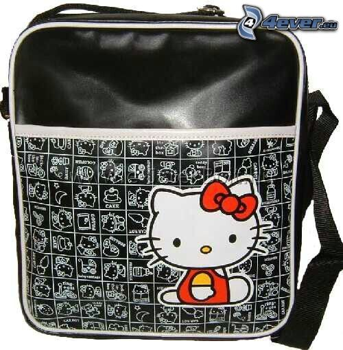 taška, Hello Kitty, kabelka