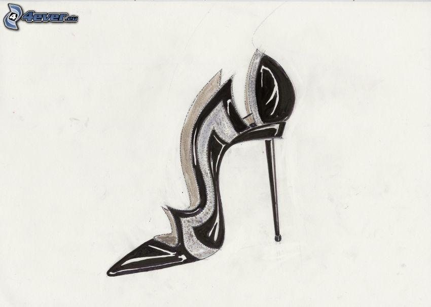 topánky Manolo Blahnik