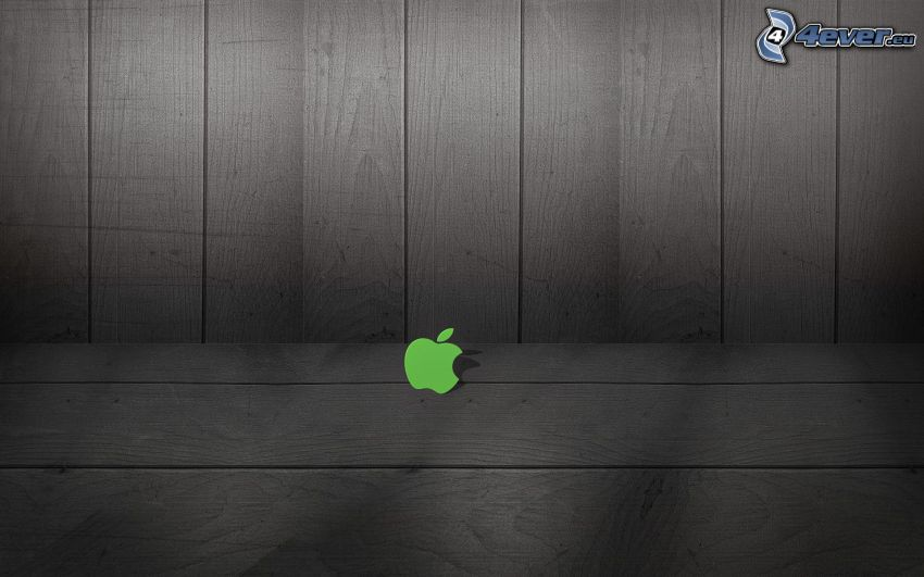 Apple, dosky