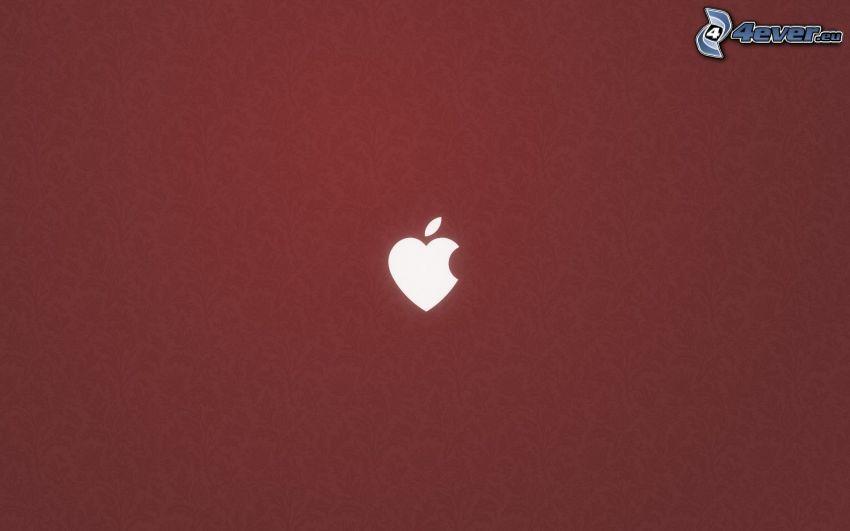 Apple, srdiečko
