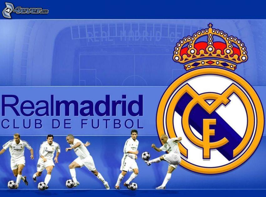 Real Madrid, futbalisti
